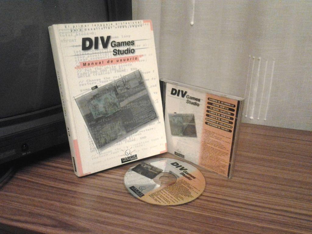 Recordando el antiguo div games studio zona de pruebas - Div games studio ...